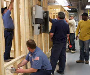 Electrical training class 2