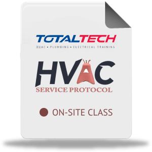 On Site - HVAC Service Protocol
