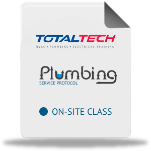 On-Site - Plumbing Service Protocol