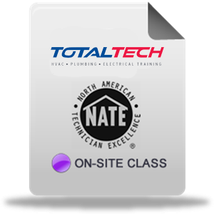 NATE Preparation Class and Online Testing